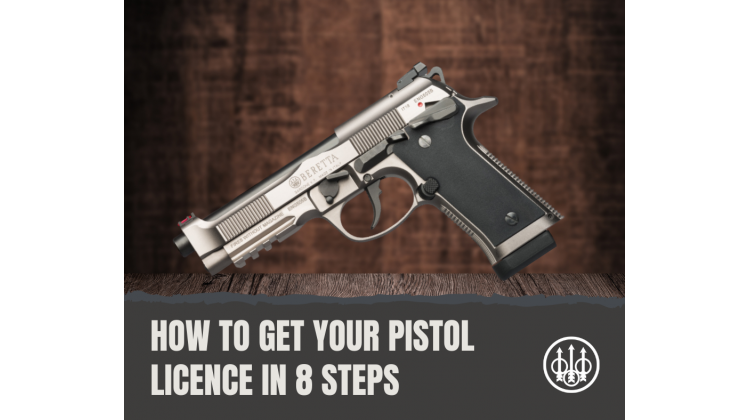 How to Get Your Pistol Licence