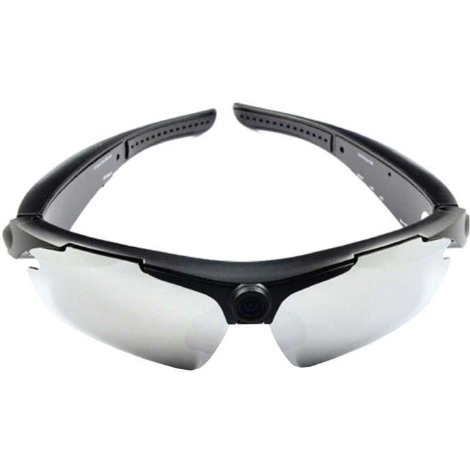 BS Planet Shooting Glasses with HD Camera