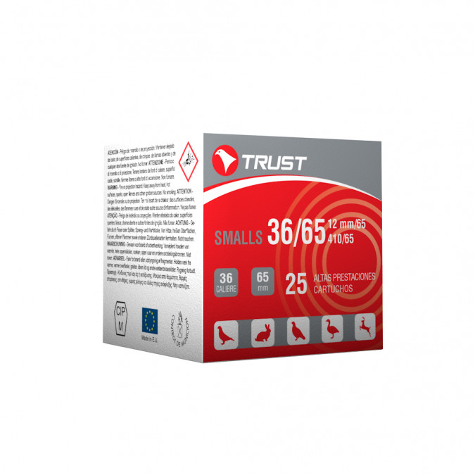 TRUST 410G 12GM 00 buck (3 pellets)