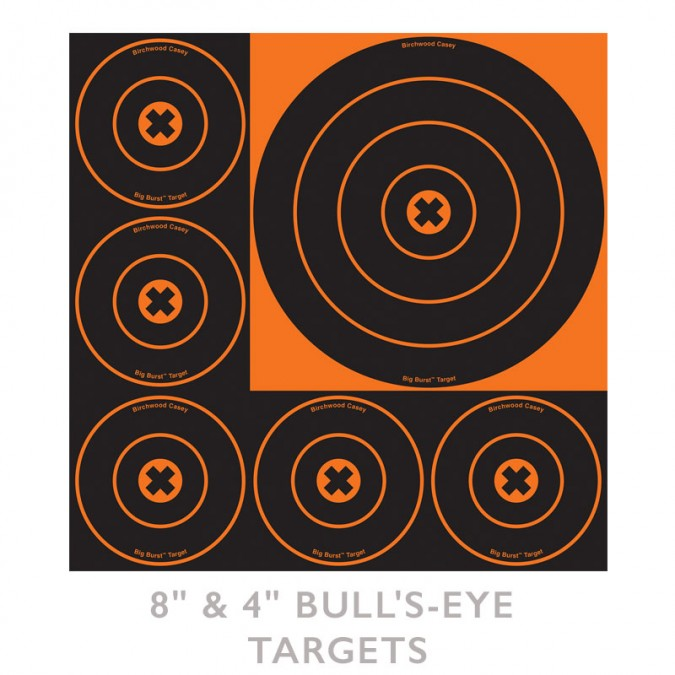Birchwood Casey Big Burst Targets