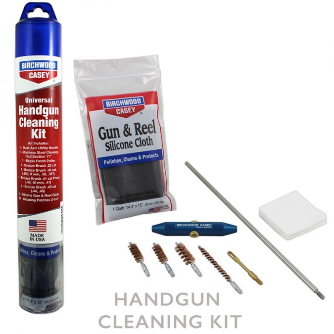 Birchwood Casey Stainless Firearm Cleaning Kit