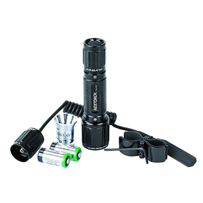 NEXTORCH 6A LED Tactical Set