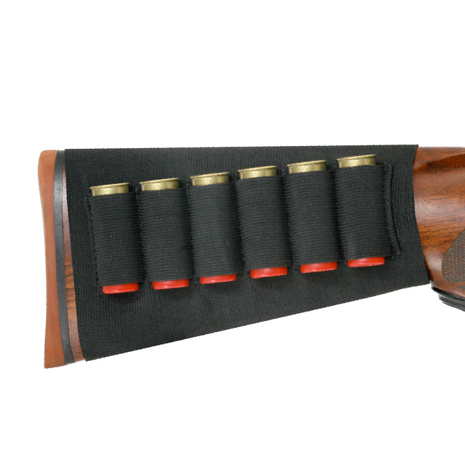 The Outdoor Connection Buttstock Cartridge/Shell Carriers