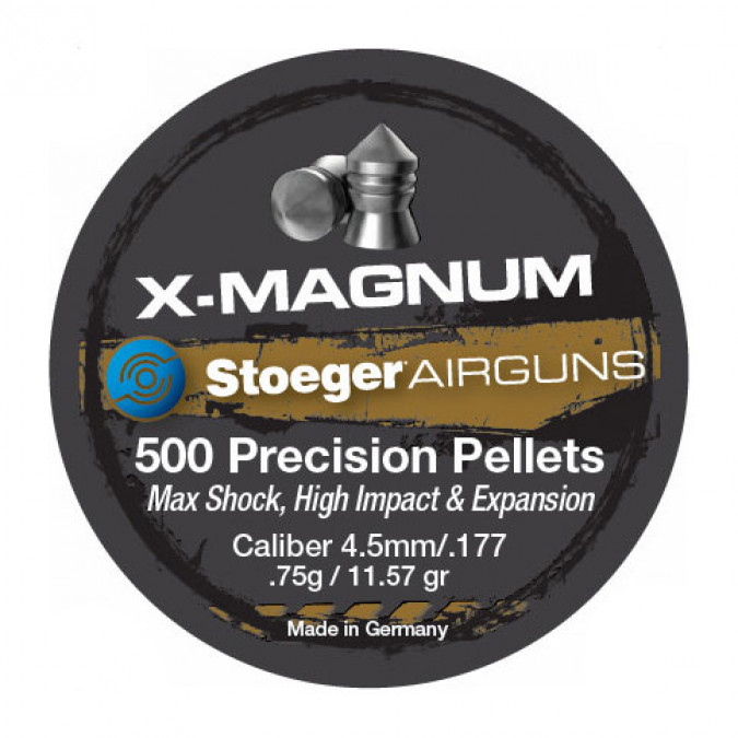 Stoeger Airguns Precision Pellets .177
