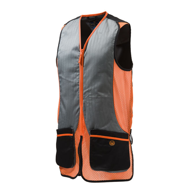 Beretta Silver Pigeon Shooting Vest Black Edition