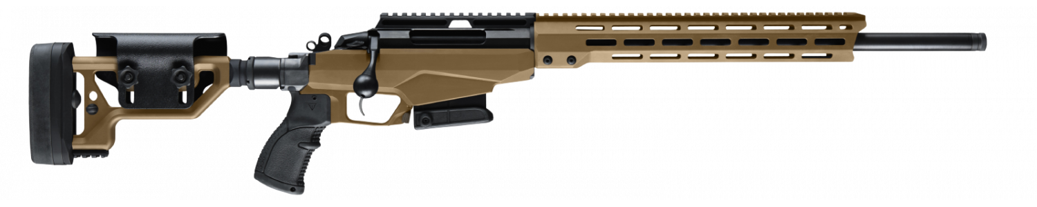 Tikka T3x TACT A1 Coyote Brown